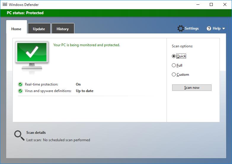 Software Perlindungan Virus Komputer