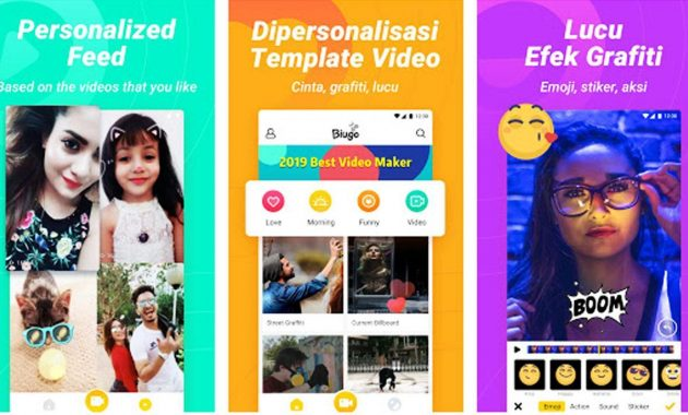 aplikasi edit video untuk perangkat android gratis