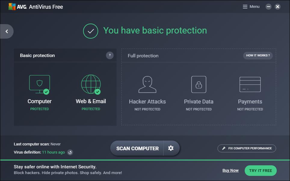 Antivirus Untuk Mengamankan Komputer