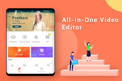 daftar aplikasi editor video terbaik di android