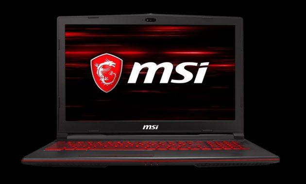 laptop gaming terbaik dari MSI