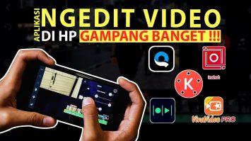 aplikasi untuk edit video di hp