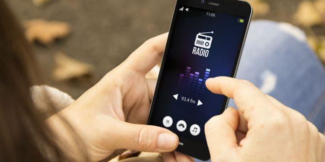 Fitur radio pada smartphone