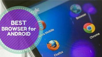aplikasi browser gratis di Android