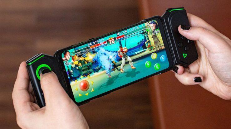 smartphone untuk bermain game terbaik 2019