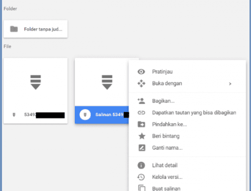 trik mengatasi limit download akun google drive