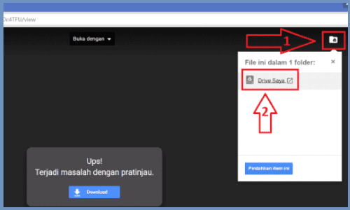 limit akun google drive