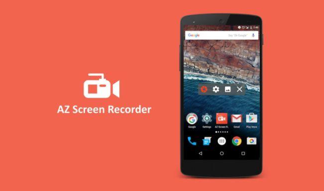aplikasi untuk merekam layar smartphone terbaik
