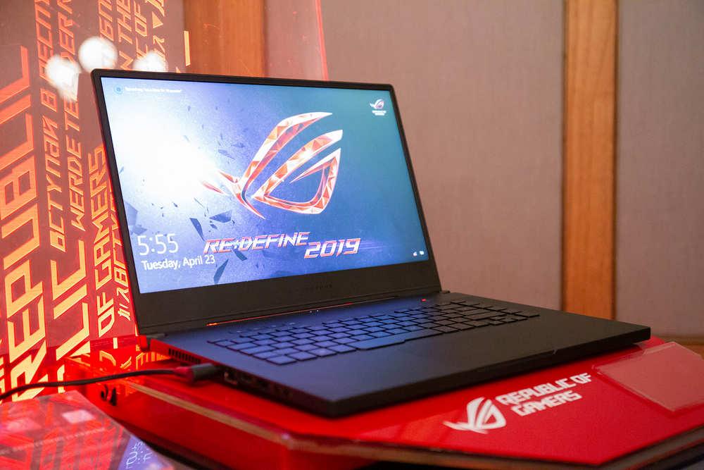 laptop gaming berkualitas dari asus rog