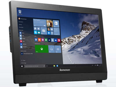 pc all in one lenovo murah