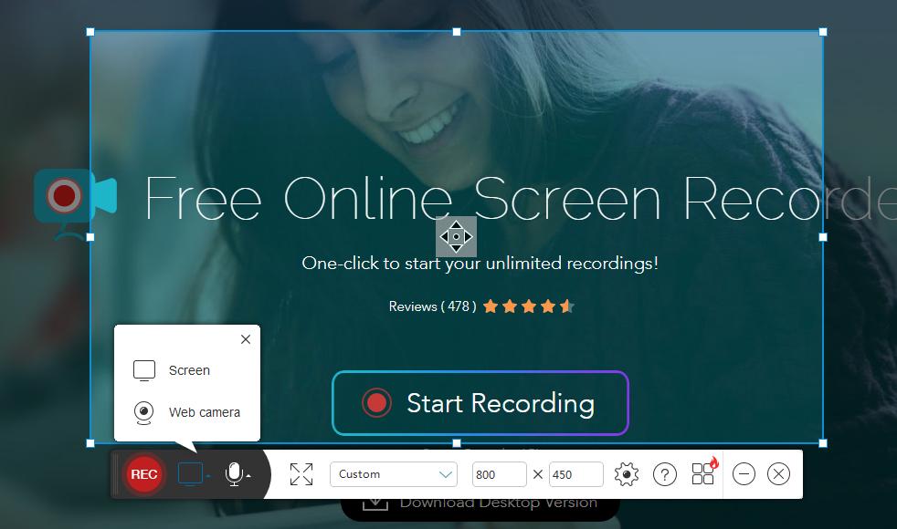 aplikasi perekam layar untuk komputer gratis