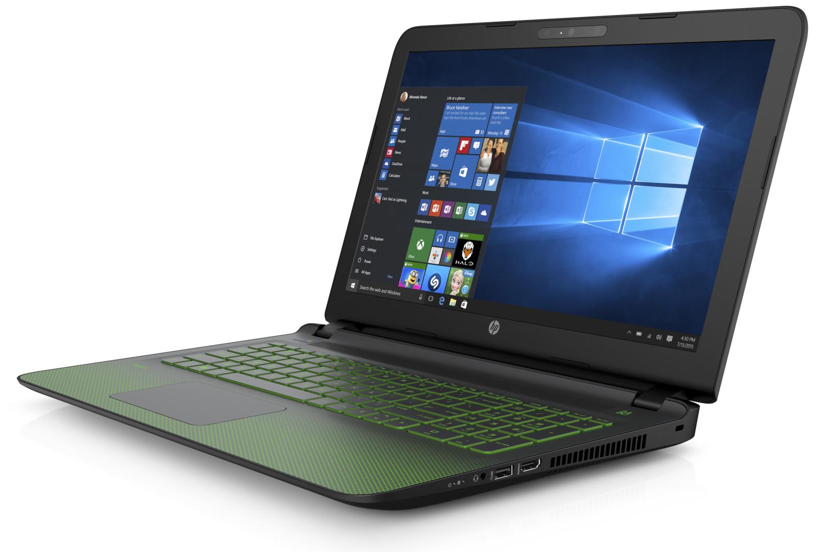 13.Laptop HP Pavilion Gaming 15-AK032TX