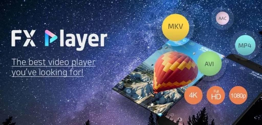 15.FX Player
