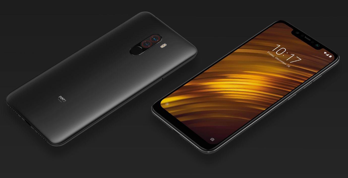 2.Xiaomi Pocophone F1
