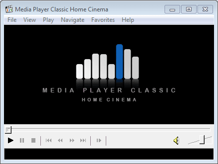 3.Media Player Classic Home Cinema