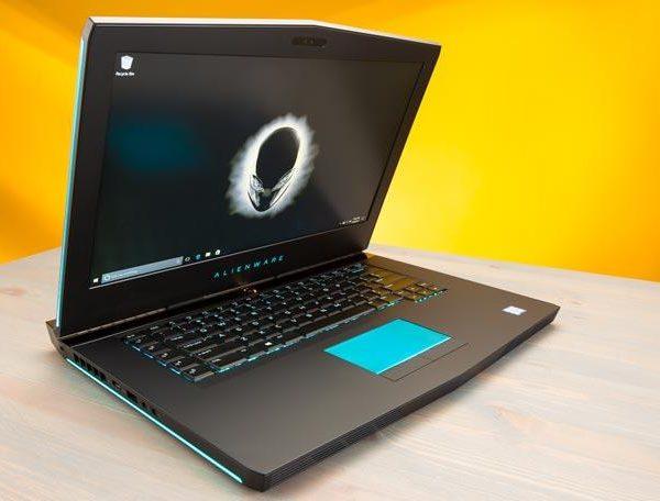 4.Dell Alienware 15 R3