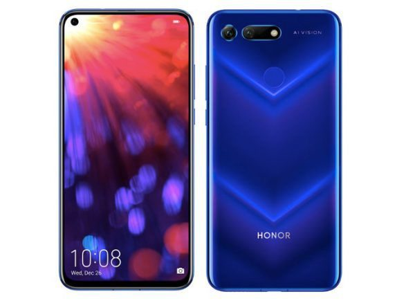 5.Honor View 20