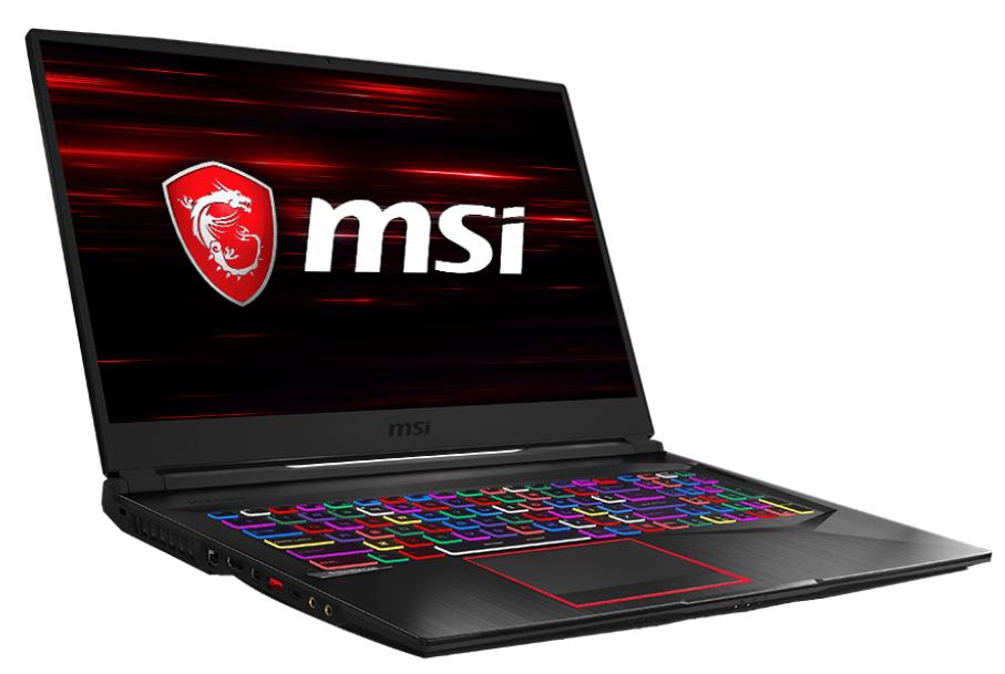 9.MSI GE75 Raider 8SG Nvidia GeForce RTX 2080