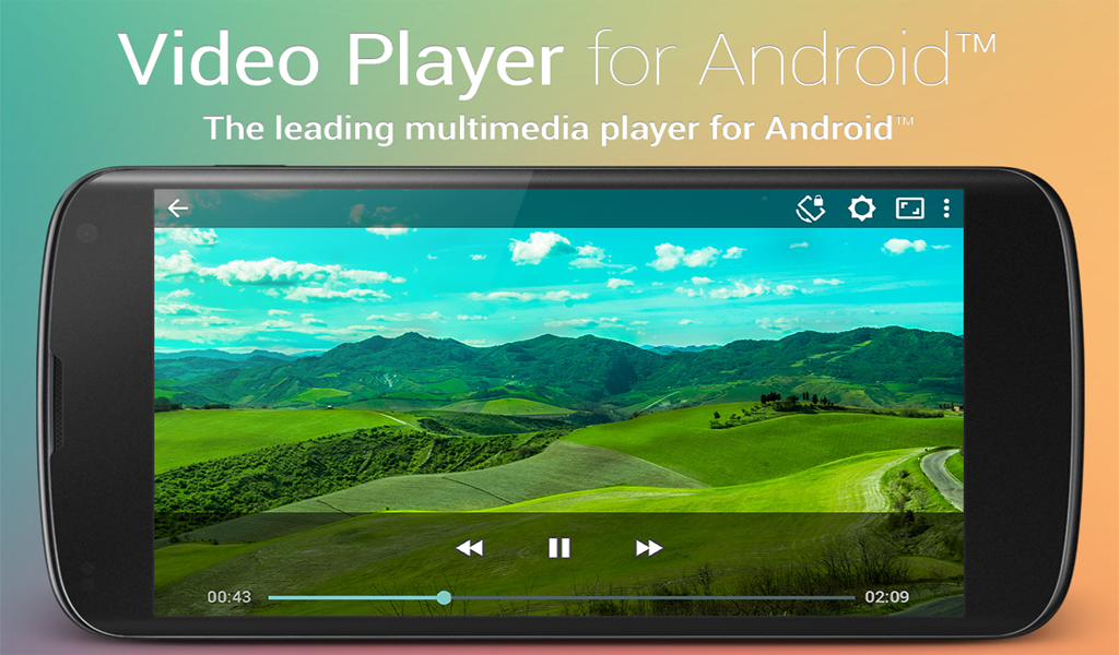 9.Video Player For Android